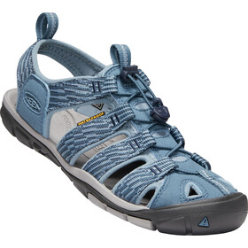 Keen Clearwater CNX Sandals Women Blue Mirage/Citadel